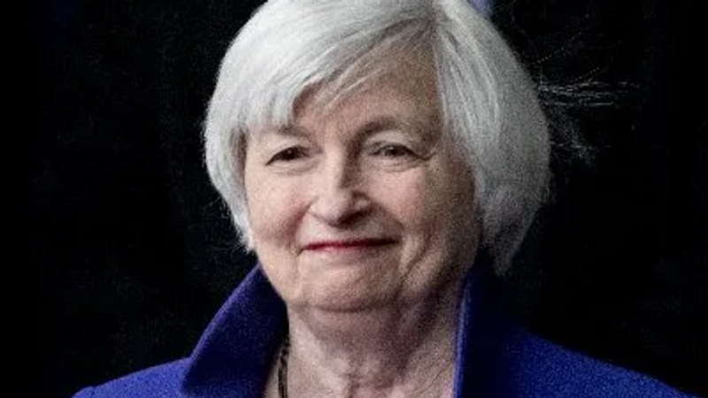जेनेट येलेन बनी अमेरिका की पहली महिला वित्त मंत्री