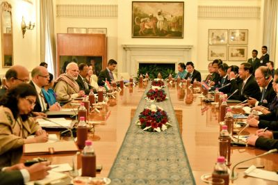 """""""Cambodia invites India to invest"""", says PM Hun Sen"""