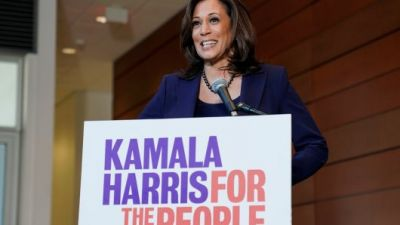 Kamala Harris announce her candidacy for president of the United States