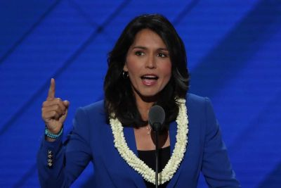 I am proud to be the first Hindu-American to run for president: Tulsi Gabbard