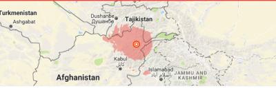 Delhi-NCR, Srinagar felt Earthquake tremors of 6.1 magnitude