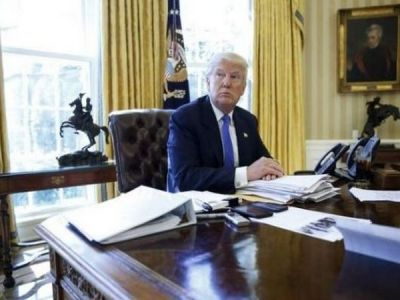 President Trump defends trade tariffs despite counterattack from allies