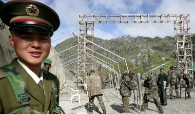 Chinese Army representative team to visit India after the Doklam controversy