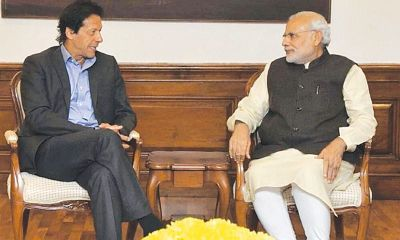Modi government's aggressive attitude creates distance between Indo-Pak: Imran Khan