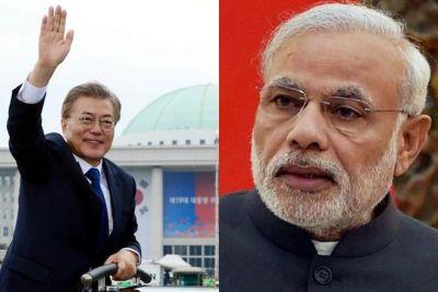 South Korean President to visit India today
