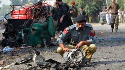 TTP claims responsibility for Peshawar suicide blast