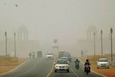 Delhi has 5 times more black carbon pollution than America and Europe