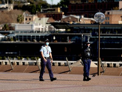 Vaccination the only way out of 'indefinite' Sydney lockdown