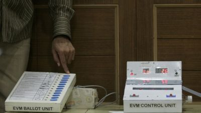 EVM had remote control software, the company accepted