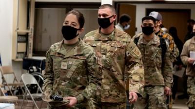 South Korea Covid: 18 more US Soldiers, 5 American civilians Test Positive