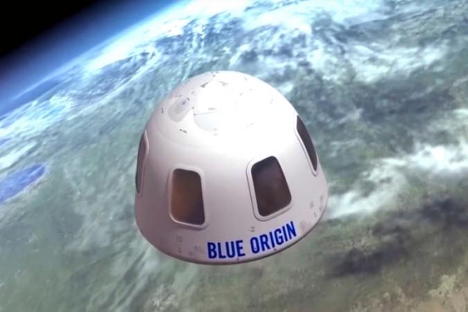जानिए जेफ बेजोस की अंतरिक्ष यात्रा के दौरान क्या- क्या हुआ?
