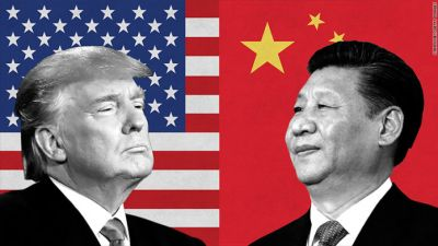 The US launches a trade war against China