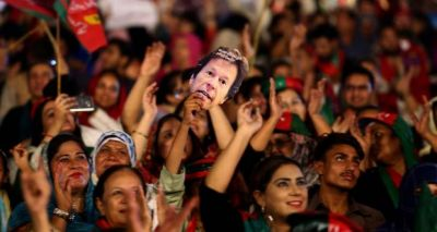 PAKISTAN ELECTION LIVE: Video recording caught during voting, Imran's vote can be cancelled