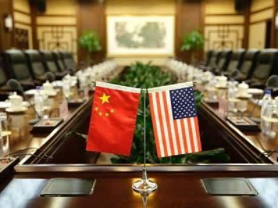 US and China talks in Washington end in deadlock