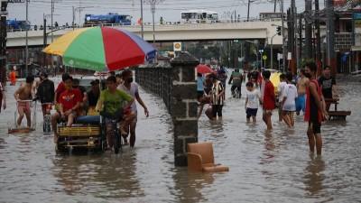Philippines: Nearly 15,000 evacuated from Manila amid heavy monsoon