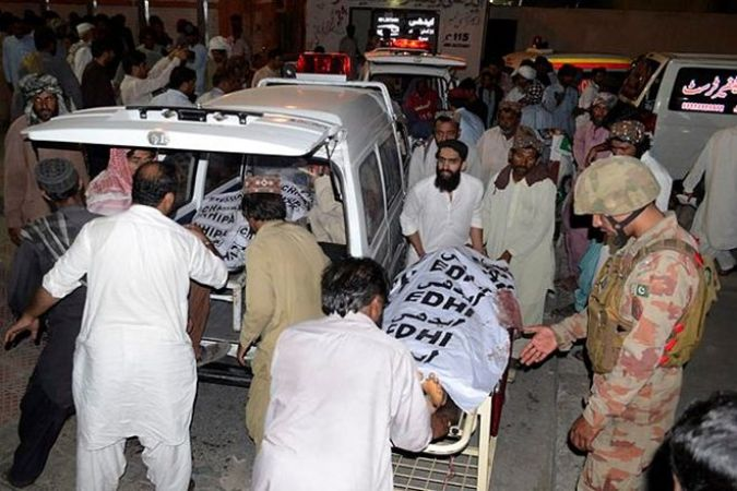 Pakistan Elections 2018 Live : 31 killed, more than 20 injured in a suicide blast in Quetta blast