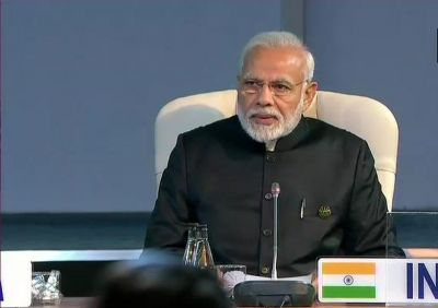 """""""Indian private sector has invested $54 billion in the African countries"""": PM Modi"""