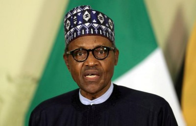 Nigerian Prez Muhammadu Buhari calls for collective efforts to tackle Covid