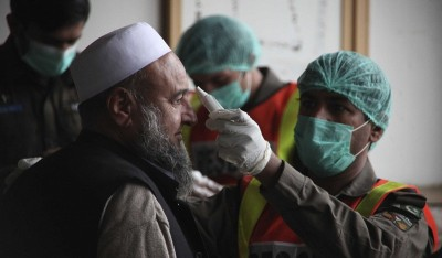 Pakistan reports 2,000 new Covid-19 cases for second consecutive day