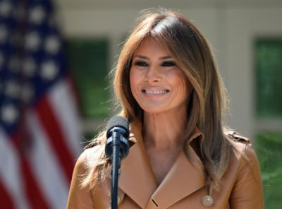 Melania to miss out Camp David trip