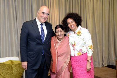 India -South Africa discusses on blue economy issues