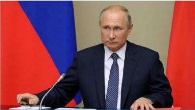 Russian Prez  Vladimir Putin urges global unity in combating Covid