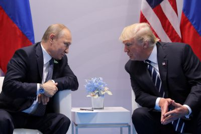Putin expects ' constructive' talks  with Trump
