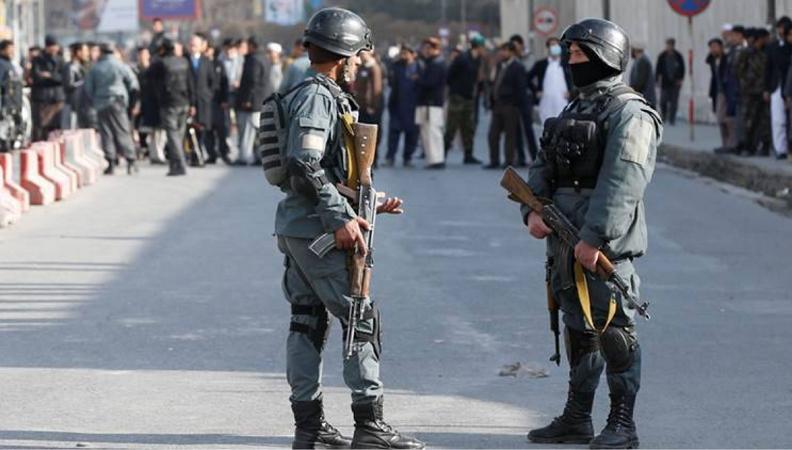 आत्मघाती कार बम विस्फोट में तीन अफगान सैनिकों की मौत