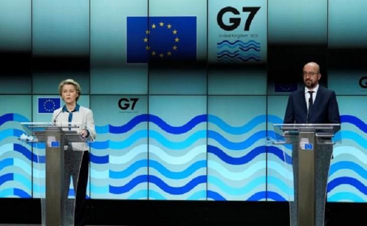 G7 राष्ट्रों का उद्देश्य कोविड महामारी से लड़ना और उसे समाप्त करना है