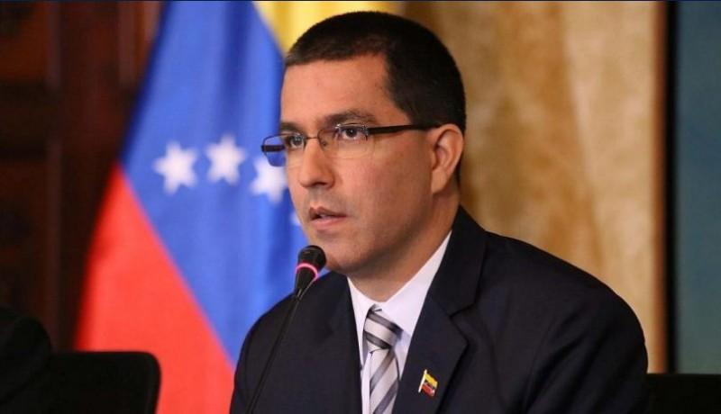 वेनेजुएला के खिलाफ अमेरिकी प्रतिबंध दक्षिण अमेरिकी देश के खिलाफ व्यापक हमले का हिस्सा हैं: विदेश मंत्री