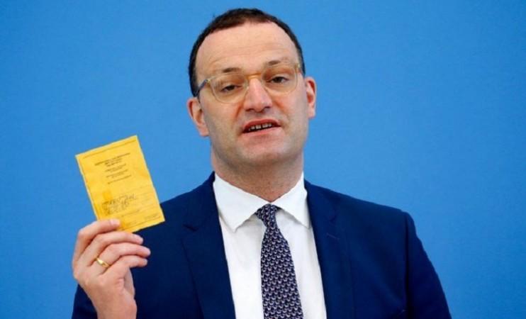 जर्मनी ने डिजिटल टीकाकरण कोविड हेल्थ पास को किया लॉन्च
