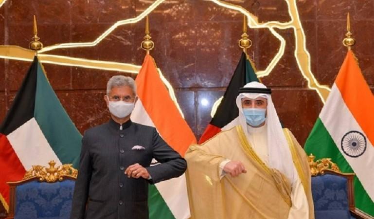 कुवैत के विदेश मंत्री ने की भारत के साथ मजबूत द्विपक्षीय संबंधों की सराहना