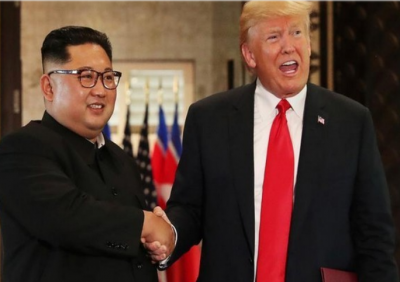 I have developed a special bond with Kim: Donald Trump