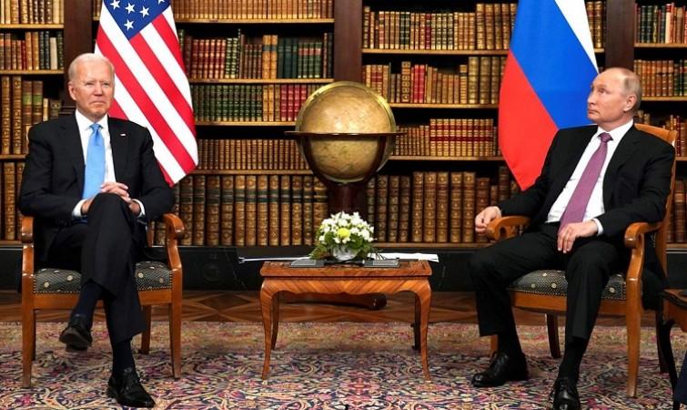 जिनेवा शिखर सम्मेलन: अमेरिका और रूस के राष्ट्रपतियों ने की जिनेवा में अपनी चर्चा की प्रशंसा