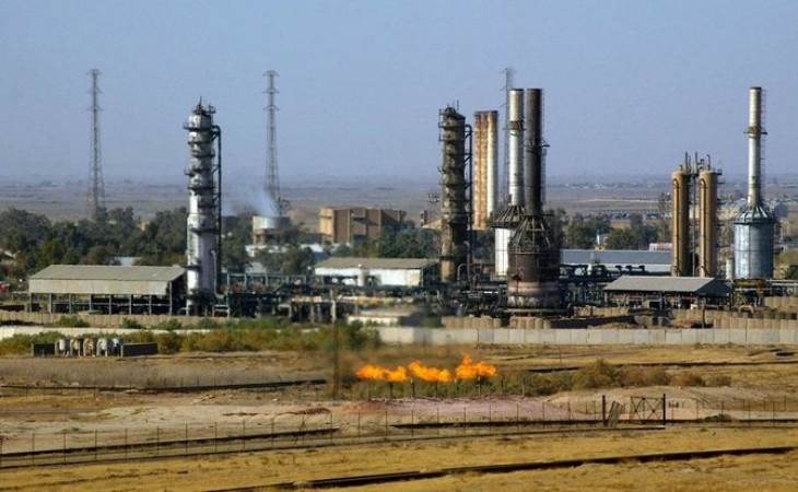 इराक ने बसरा के दक्षिणी प्रांत में 96 तेल कुओं की खुदाई के लिए किया सौदा