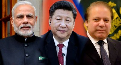 Trilateral Summit between China, Pakistan and India possible