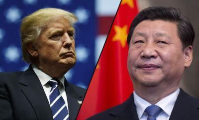 Trump claims, America has rebuilt China