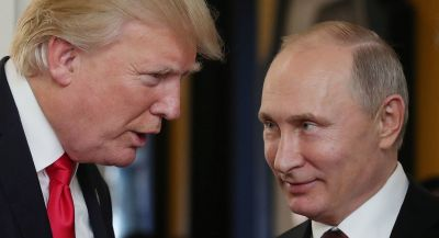 British Govt raises concerns about Trump-Putin talks