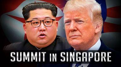 Singapore  Govt reveals 81 crores spent on Trump and Kim summit