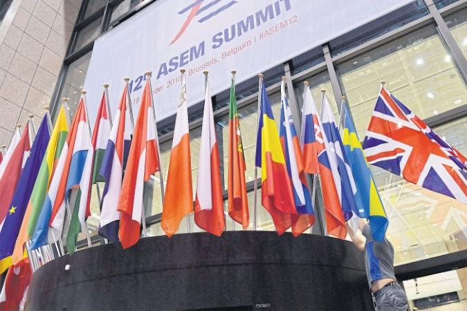 कंबोडिया ने 13वें एशिया-यूरोप शिखर सम्मेलन को आगे बढ़ाया