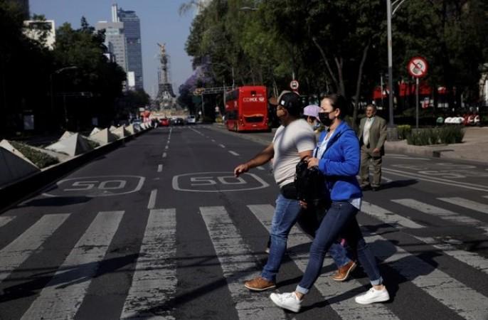मेक्सिको को जून के अंत तक आर्थिक सामान्य स्थिति बहाल करने की है उम्मीद