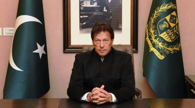 Won't allow any terror groups to operate from Pakistan's soil: Imran Khan