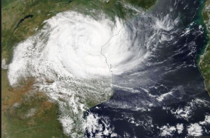 At least 100 people are missing in Zimbabwe after tropical cyclone Idai hit