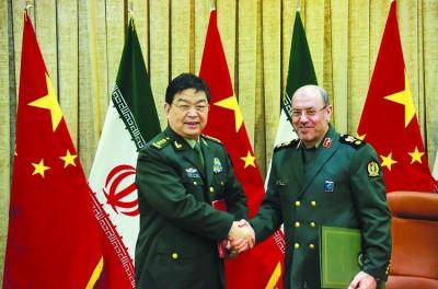 Iran, China, Beijing, Tehran sign cooperation agreement