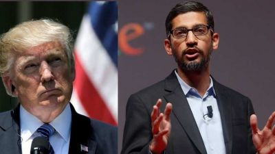 Sundar Pichai is Committed To US Military, Not Chinese: Donald Trump