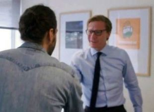 Data leak Scandal: Cong party poster spotted in office of Cambridge Analytica