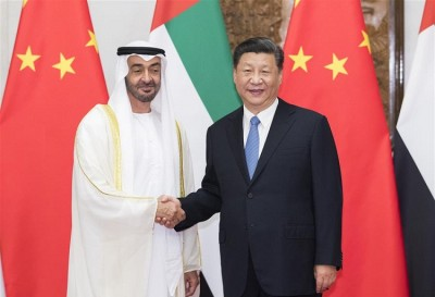UAE, China Foreign Ministers agree to enhance cooperation in various fields