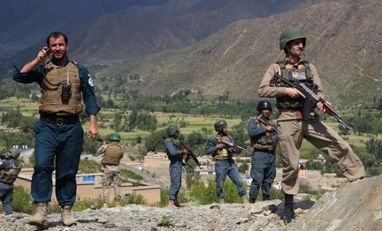 तालिबान ने अफगानिस्तान में 24 घंटों में किए 141 हमले