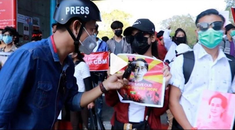 प्रेस स्वतंत्रता दिवस: म्यांमार के लिए राजनयिक मिशनों को मीडिया की स्वतंत्रता है जरुरी