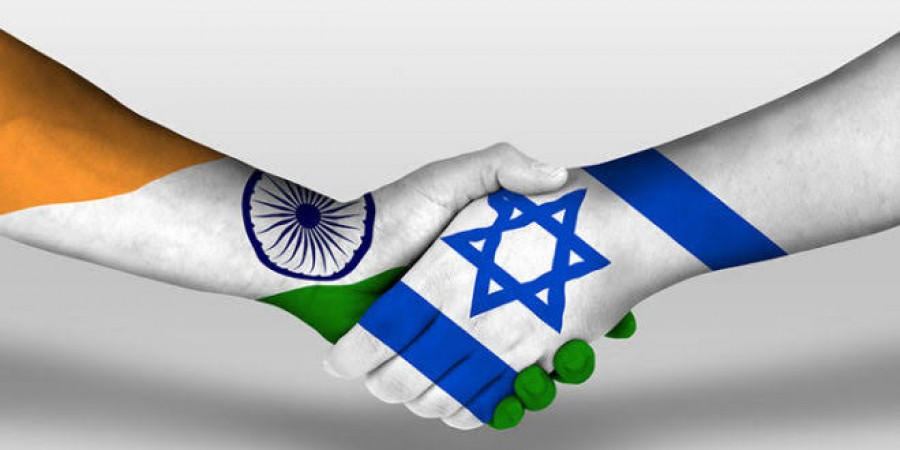 भारत के बीच जीवन रक्षक चिकित्सा उपकरण भेजने के लिए इजरायल ने की मदद